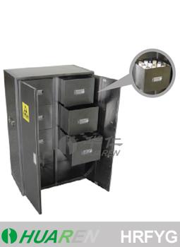 Radioactive Source Storage Cabinet